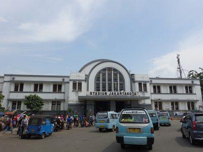 コタ駅北側